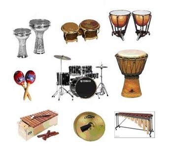 Instruments à percussion définition
